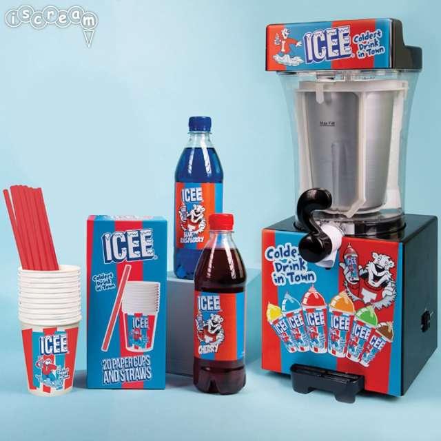 Icee Slushie Making Machine Bundle