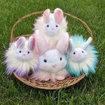 Puff Bunnies from Douglas