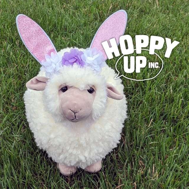 Baaaa ... I'm a Bunny!