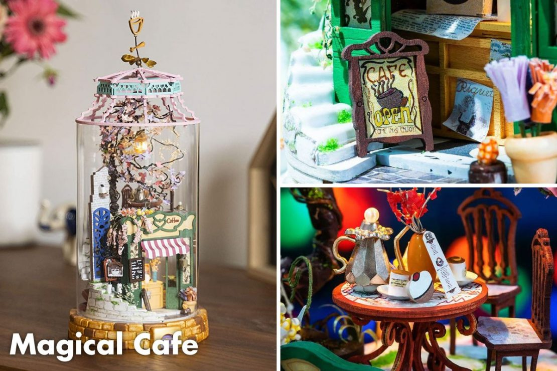 Domed Magical Cafe