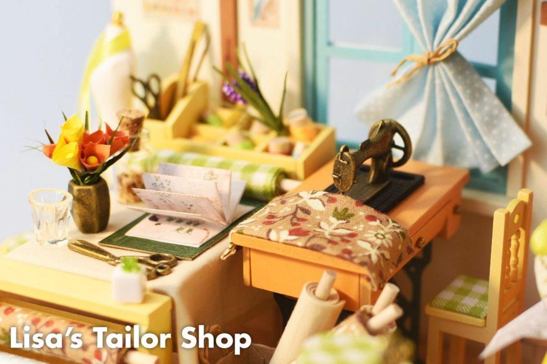 Lisa's Tailor Shop