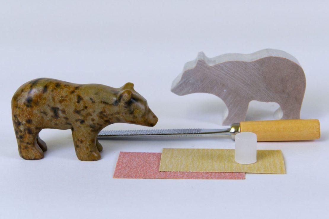 Studiostone Soapstone Carving Kits