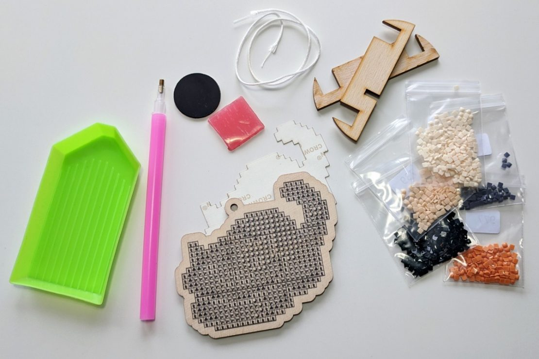 Diamond Painting Wood Kits