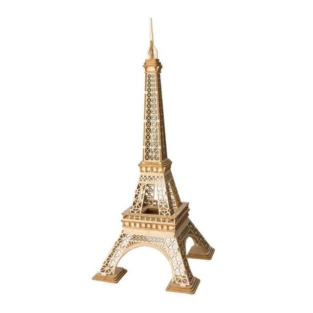 Eiffel Tower 3-D Puzzle