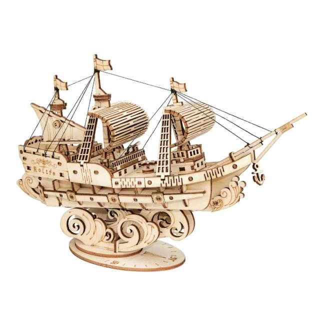 Sailing Ship 3-D puzzle