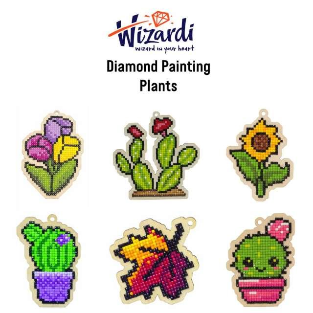 Plants Diamond Painting Kits