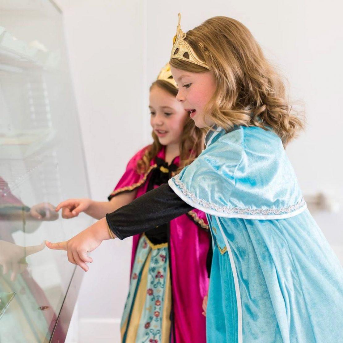 Little Adventures Scandinavian Princess Cloaks