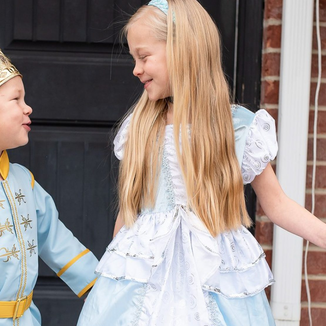 Little Adventures Cinderella Dress