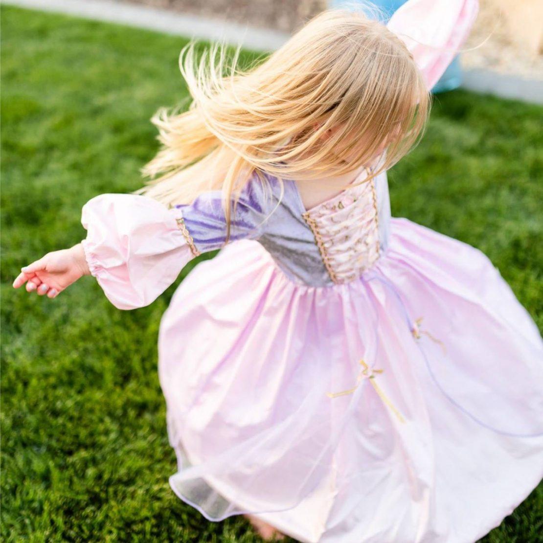 Little Adventures Deluxe Rapunzel Dress