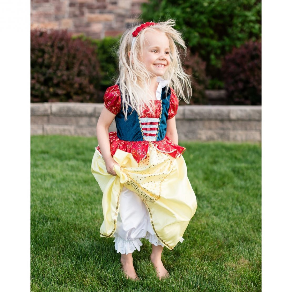 Little Adventures Snow White Dress