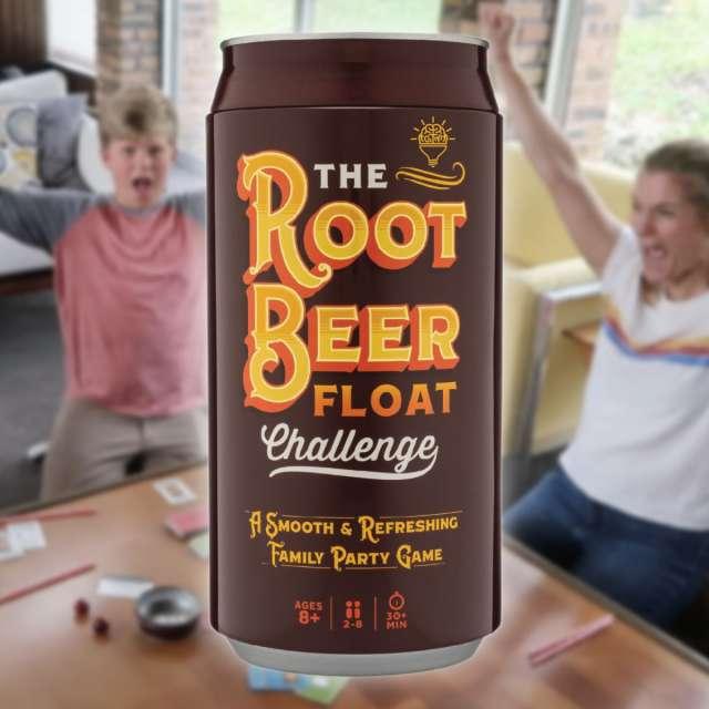 Root Beer Float Challenge