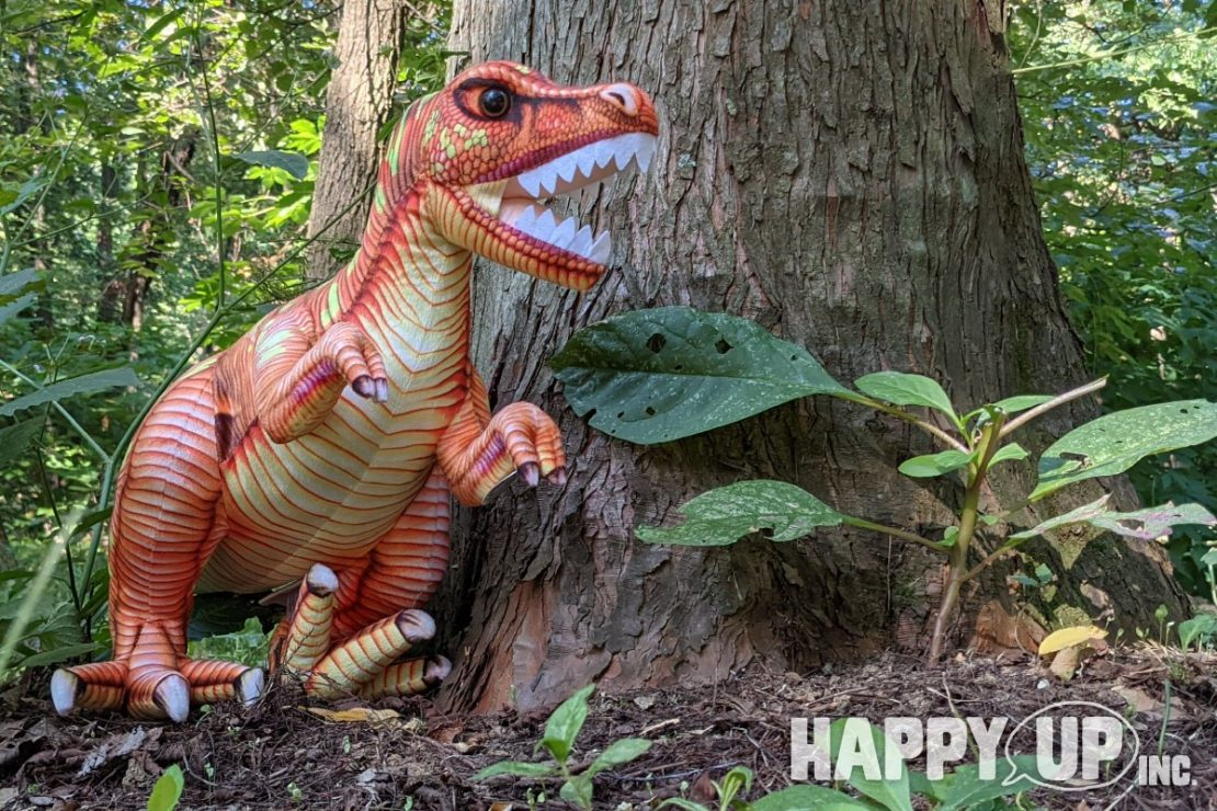 Real Planet Dinosaur Plush T-Rex