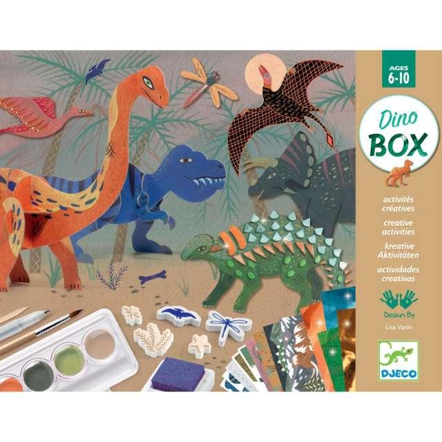 The World of Dinosaurs Multi Activity Craft Kit