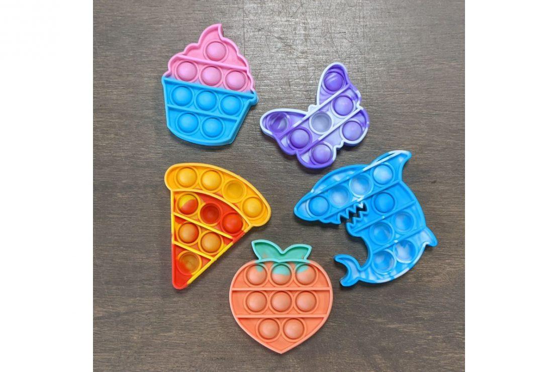 OMG Pop Fidgety Minis