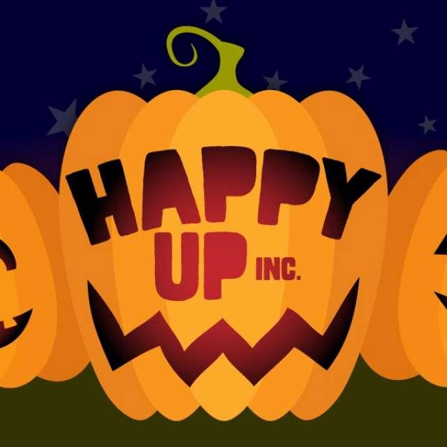 Happy Up Your Halloween!