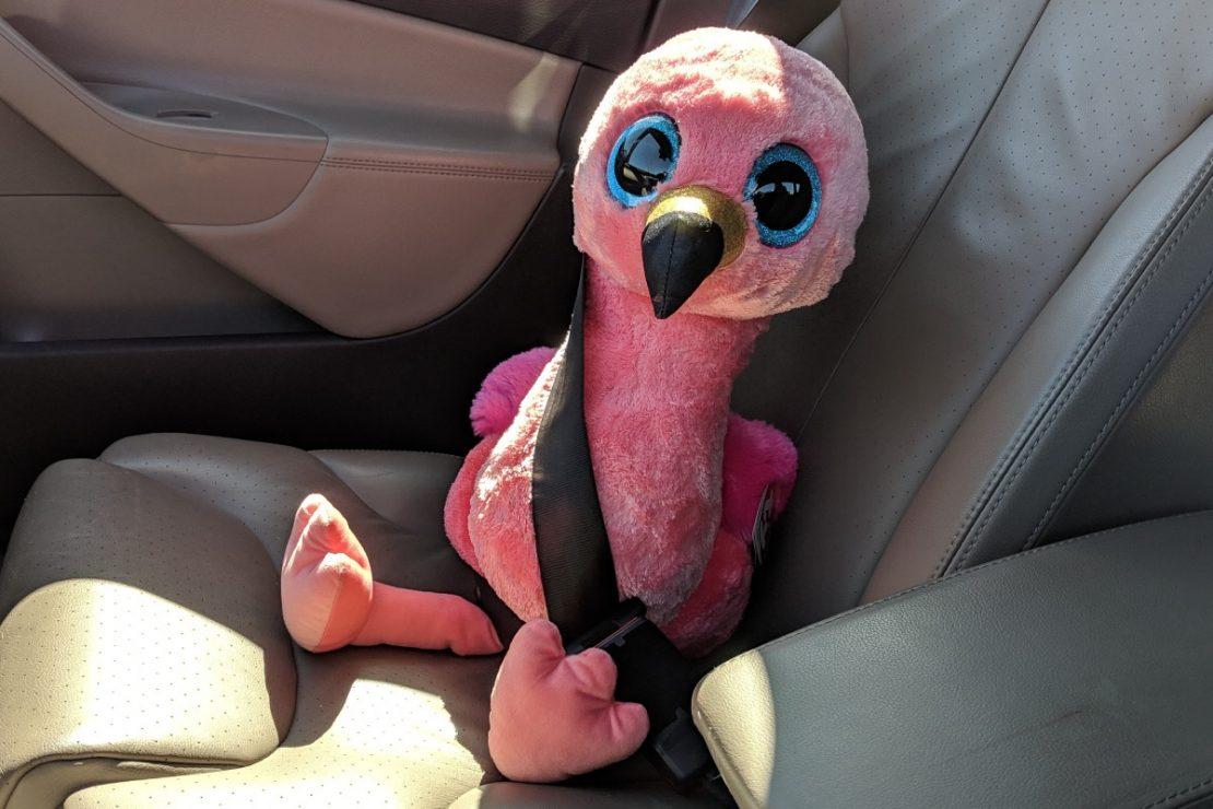 Ty Gilda Flamingo