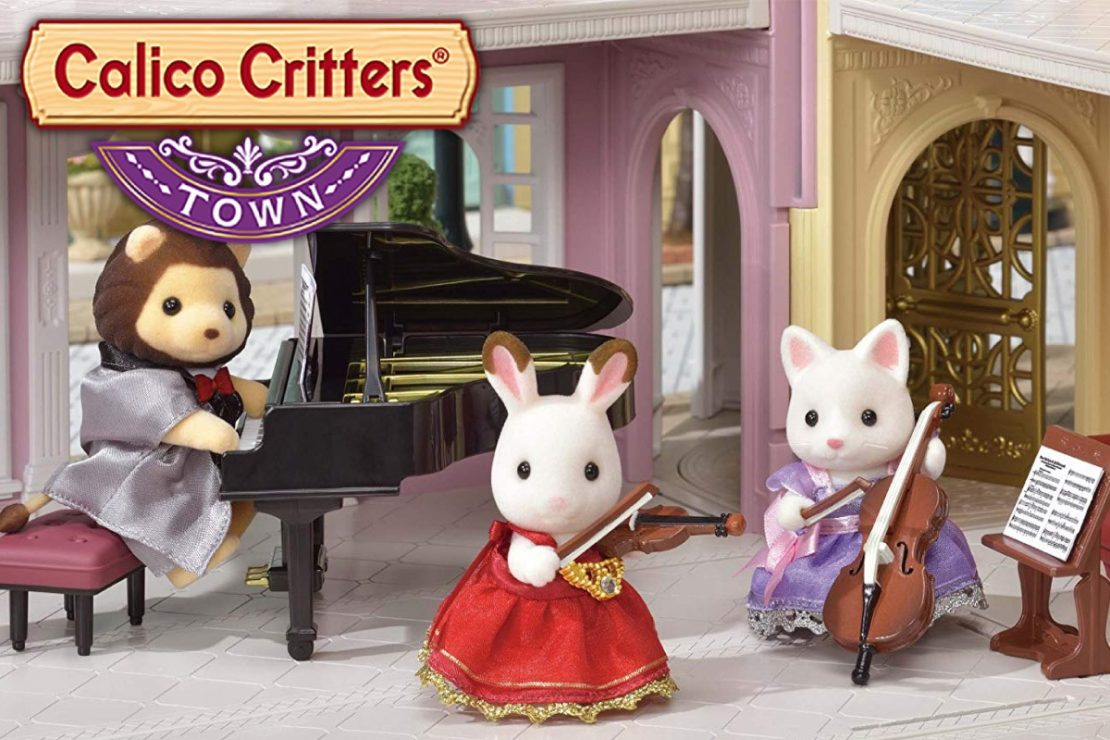 Calico Critters Town Musicians