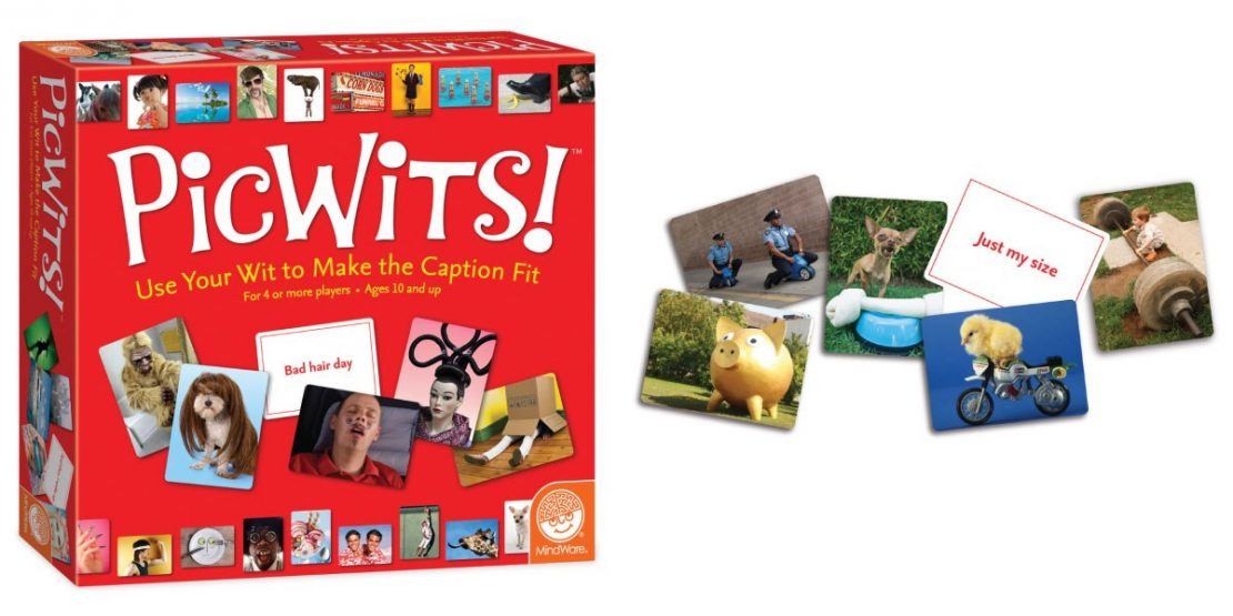 Picwits from Mindware