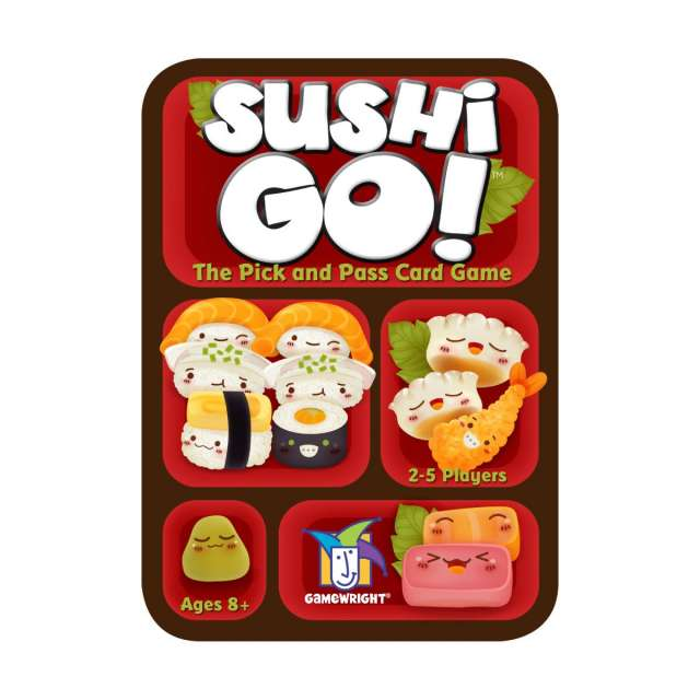 Sushi Go! from Gamewright