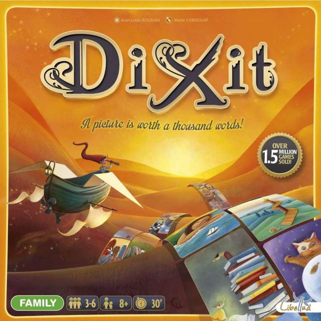 Dixit from Libellud