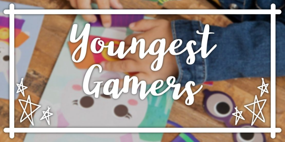 Games for the Youngest Gamers
