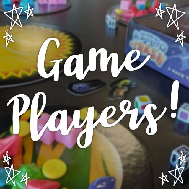 Game Players!