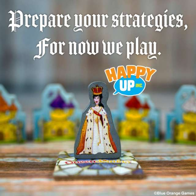 """""""Prepare your strategies, for now we play."""""""