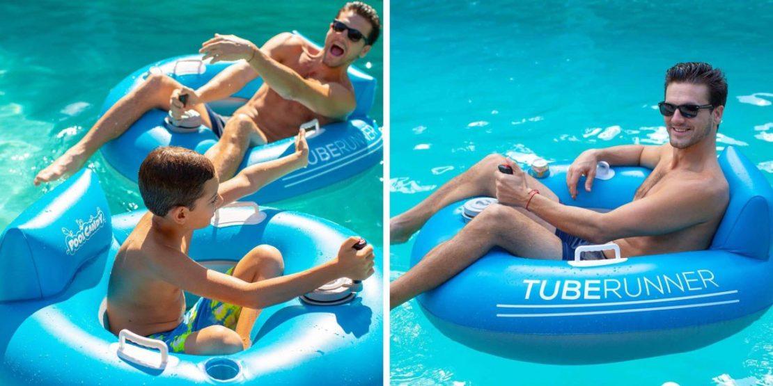 Poolcandy tube runner 1200x600