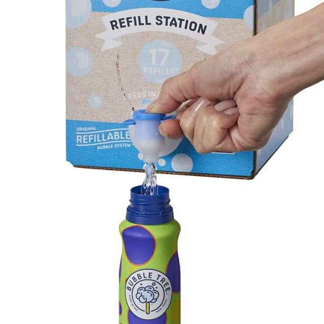 2 Liter Bubble Solution Refill Box