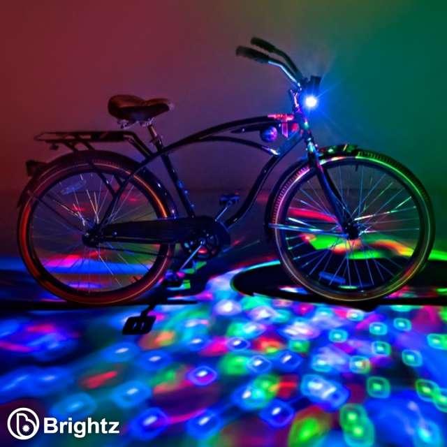 Cruisin' Brightz LED Bike Light