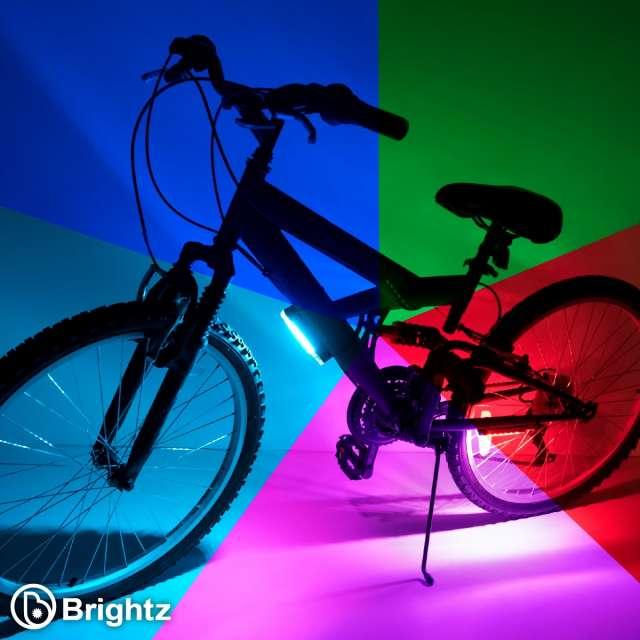 Go Brightz Color Morphing Bike Light