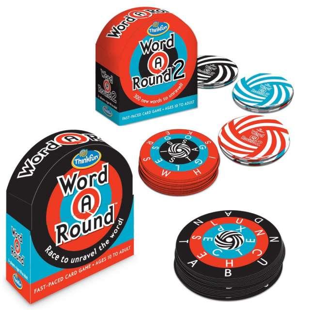 Word-A-Round Games