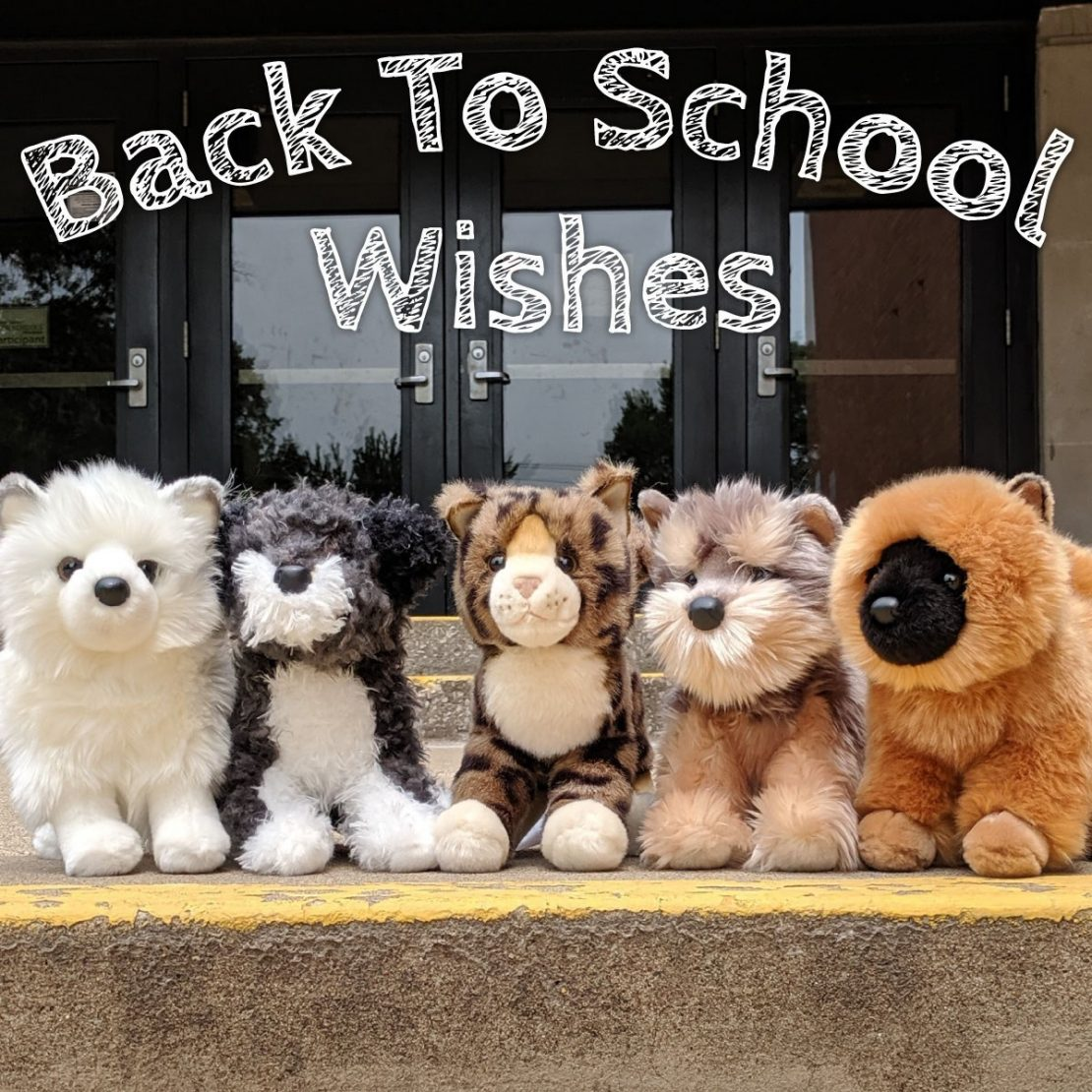 Happy Up Wishes for the New School Year