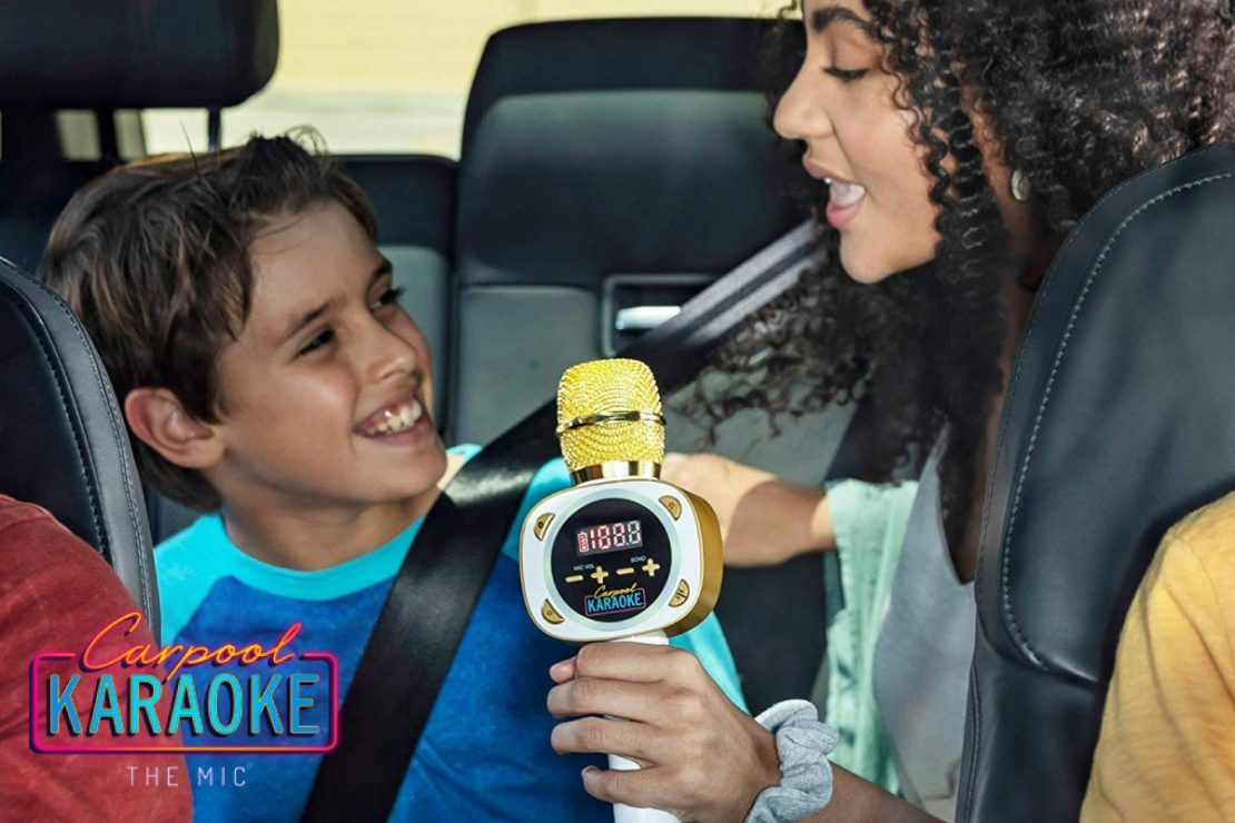 Carpool Karaoke, The Mic