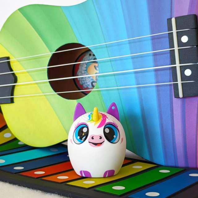 A Veritable Rainbow of Sounds!