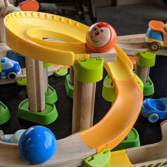 Kullerbu Play Table at Happy Up Edwardsville