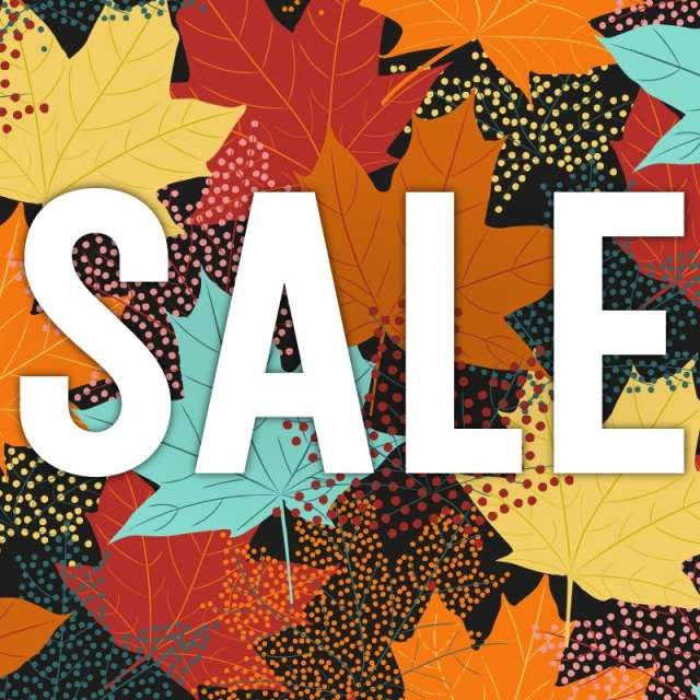 Sale! Goodies! Low Prices! Yay!