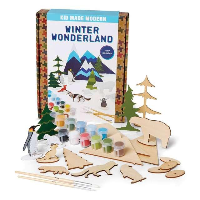 Winter Wonderland Craft Kit plus so many more arts and crafts!