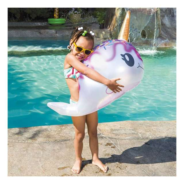 Narwhal-i-Cone and more water toys for the pool!