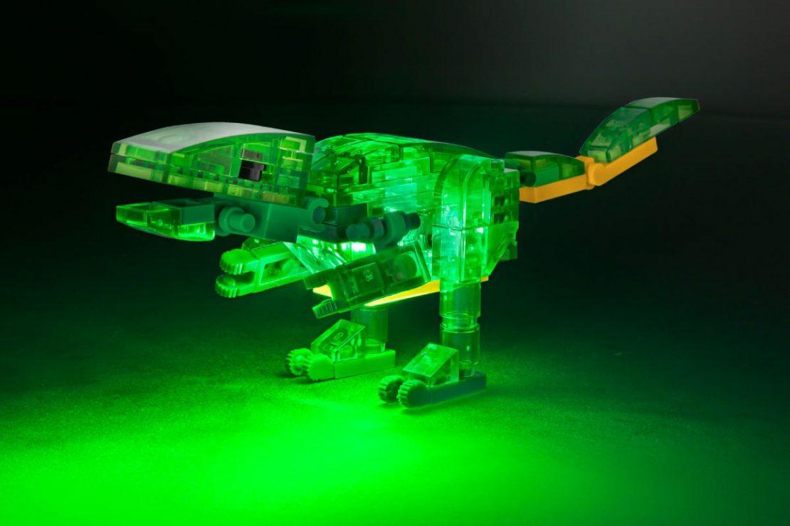 Laser Pegs Dinosaur