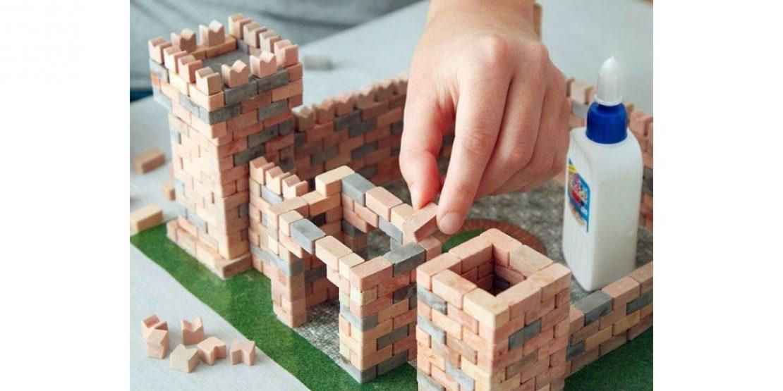 Wise Elk bricks building
