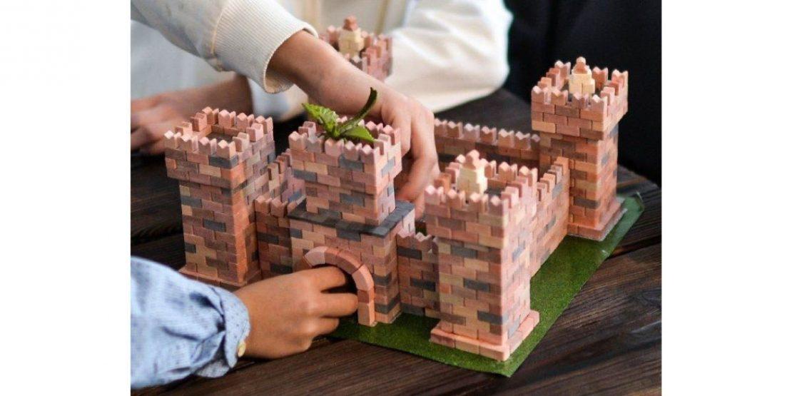 Wise Elk bricks building completed