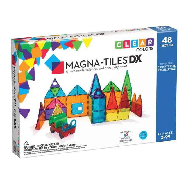 Magna-Tiles DX 48pc set