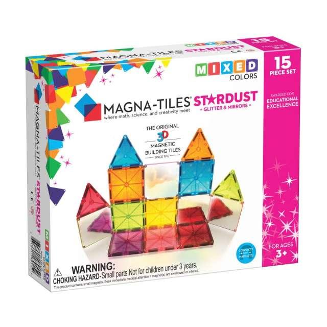 Magna-tiles Stardust 15pc set