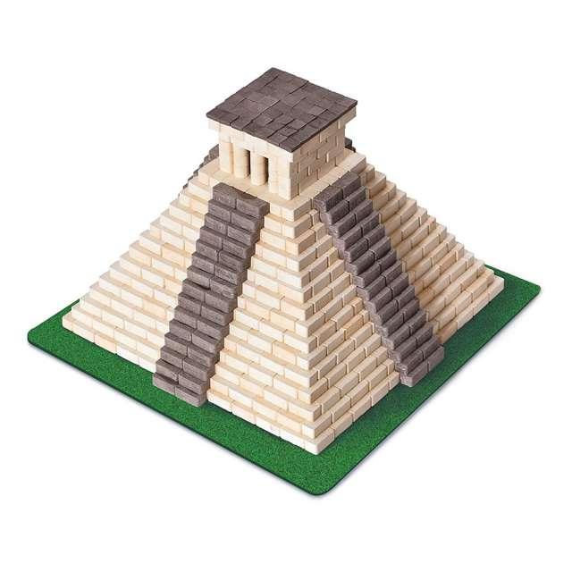 Wise Elk Mayan Pyramid