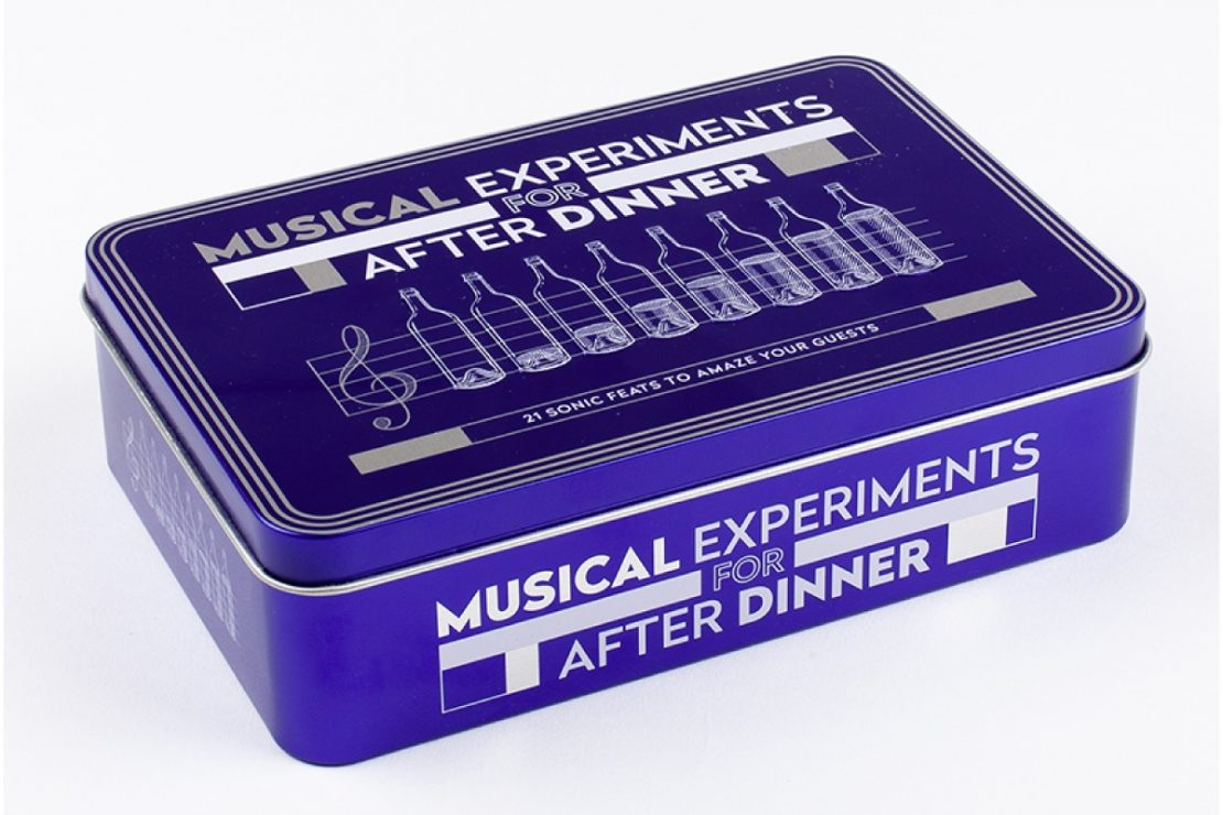 Musical Experiments for After Dinner from Laurence King Publishing