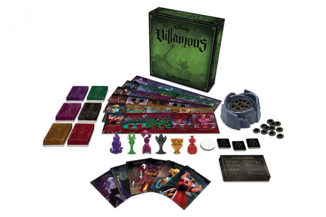Disney Villainous from Ravensburger