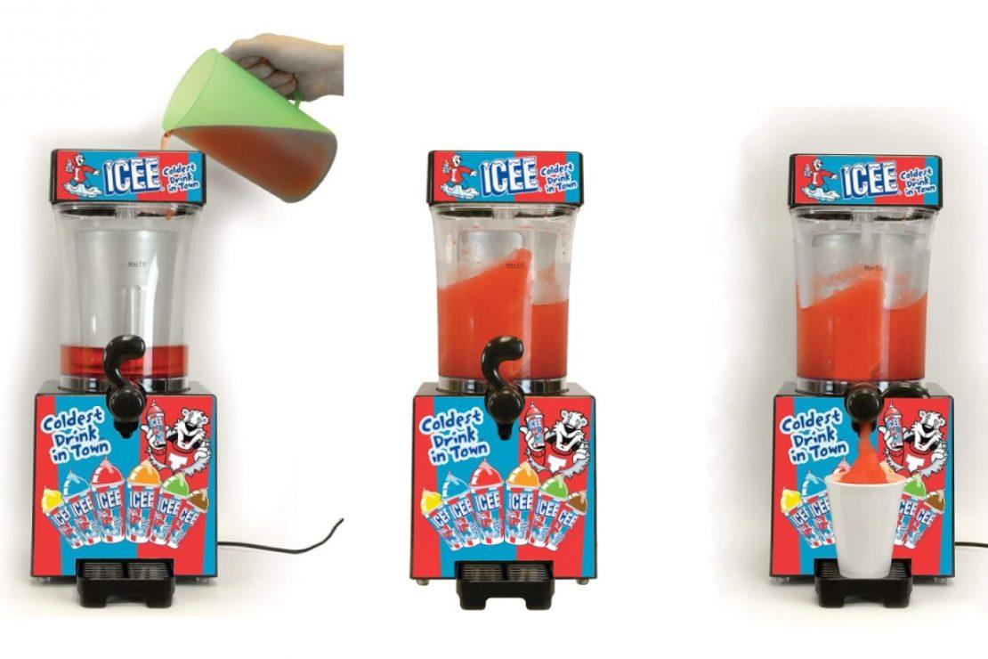 Icee Slushie Machines
