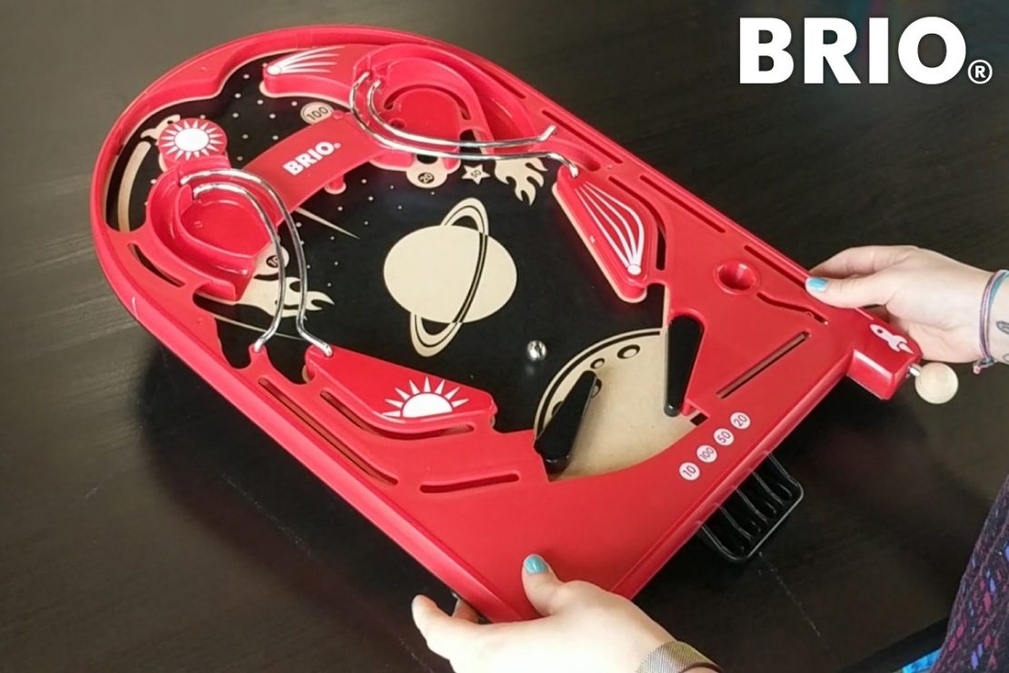 Brio Tabletop Pinball