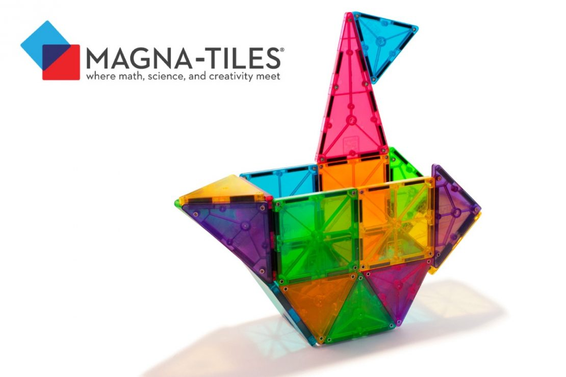 Magna-Tiles from Valtech